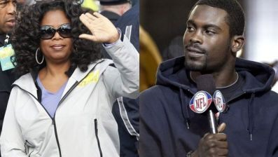 Michael Vick will appear on Oprah's show