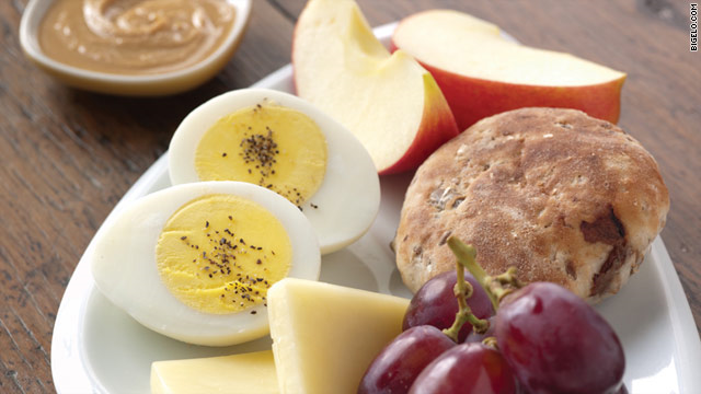 This Starbucks sampler scores high for having all the components of an ultra-satisfying breakfast.