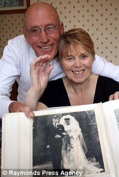 Anthea and David Capewell