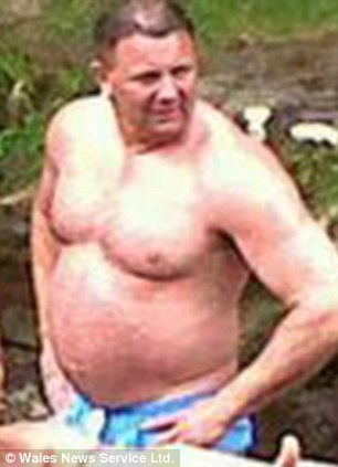 Gunman: Darren Williams injured three Women including his wife in Newport, Wales