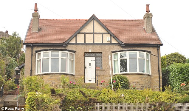 Terror: Michalina Lewandowska, 27, was allegedly shot with a Taser at her home in Huddersfield (pictured)