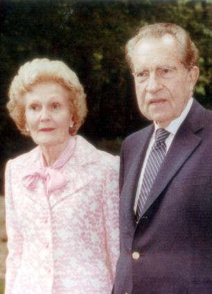 Richard Nixon died on April22,1994, four days after suffering a major stroke in New York. He was 81