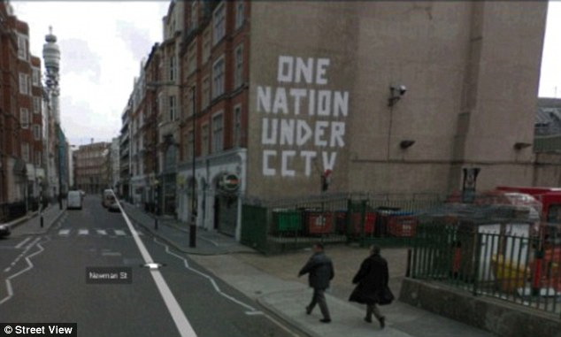 The issue of Street View-style maps is already controversial thanks to Google's alleged data harvesting tactics