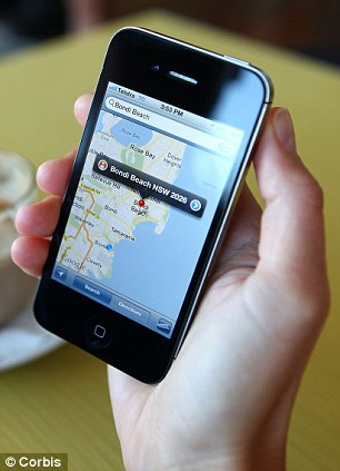Apple hopes its rumoured mapping service for the iPhone and iPad will overtake the hugely popular Google Maps