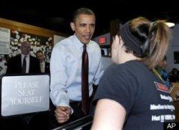Obama Wings Hottie