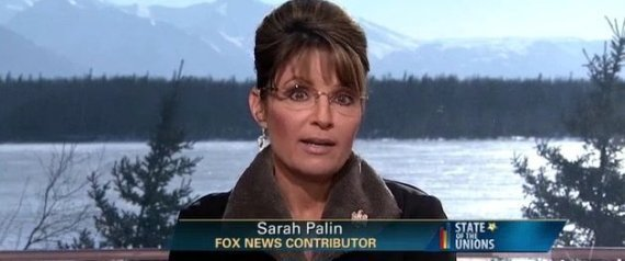 Sarah Palin Obama Inexperienced