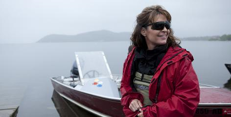 The eight-episode series Sarah Palin's Alaska is part documentary, part travelogue and part reality television.