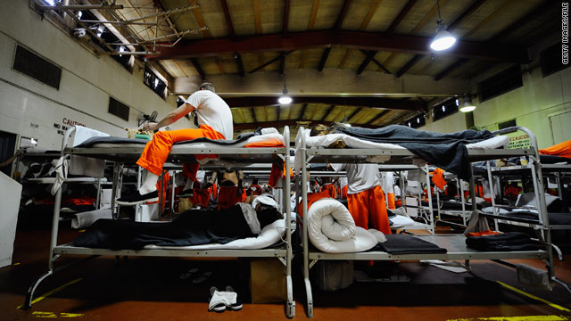 California may send thousands of female prisoners home