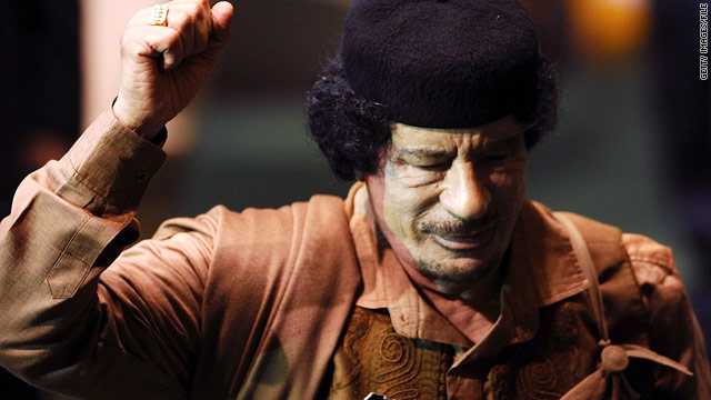 Live blog: Libyan TV reports Gadhafi dead; report unconfirmed
