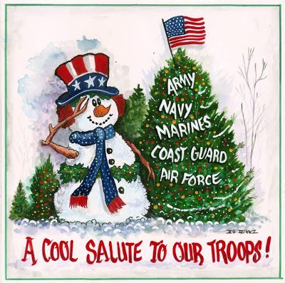 Salute 2 the Troops