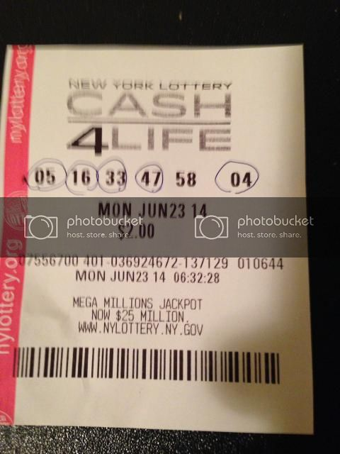 Page 14 Cash4life Lottery Post New mexico (nm) lottery results (winning numbers) and prize payouts for pick 3, pick 4, road runner cash, powerball, mega millions, lotto america. lottery post