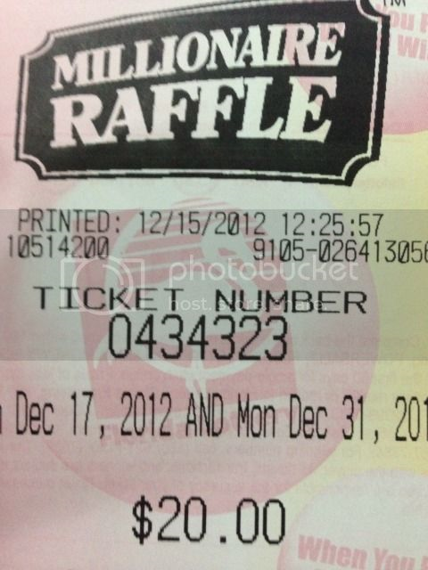 Page 3: Florida Holiday Millionaire Raffle 2016 | Lottery Post