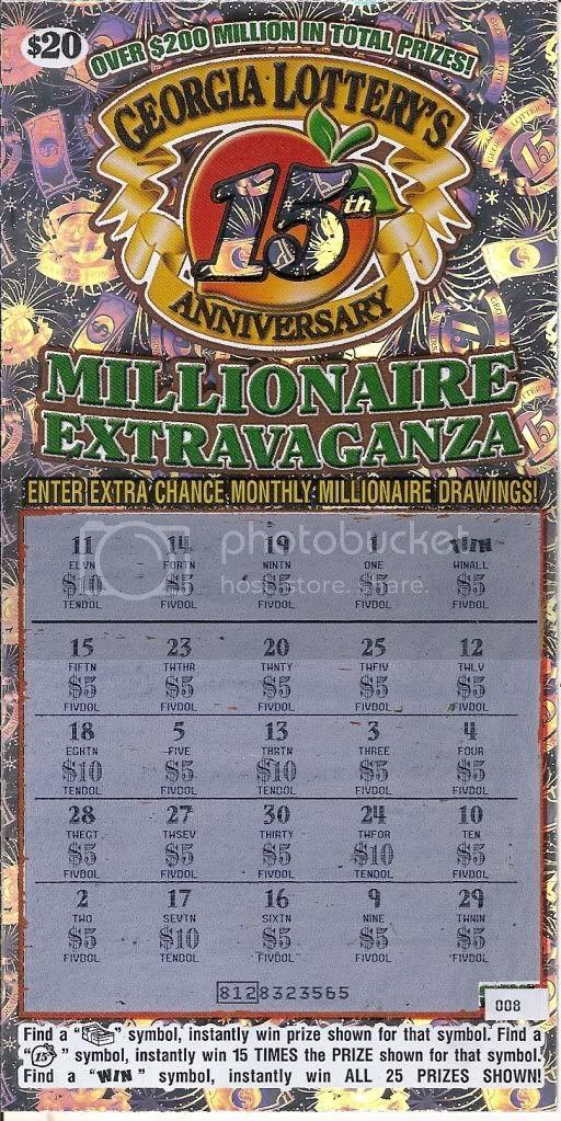 Ga lottery jumbo bucks bil verksted tynset