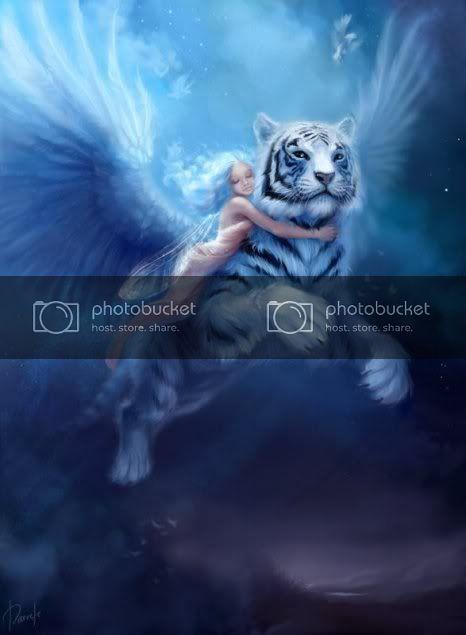 TigerAngel's avatar - tiger andfairy.jpg