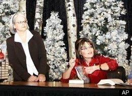 Palin Book Signing