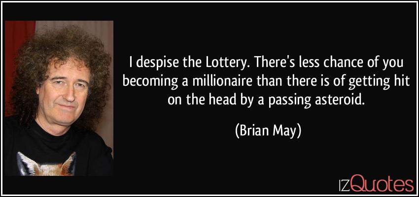 2 quote Brian May