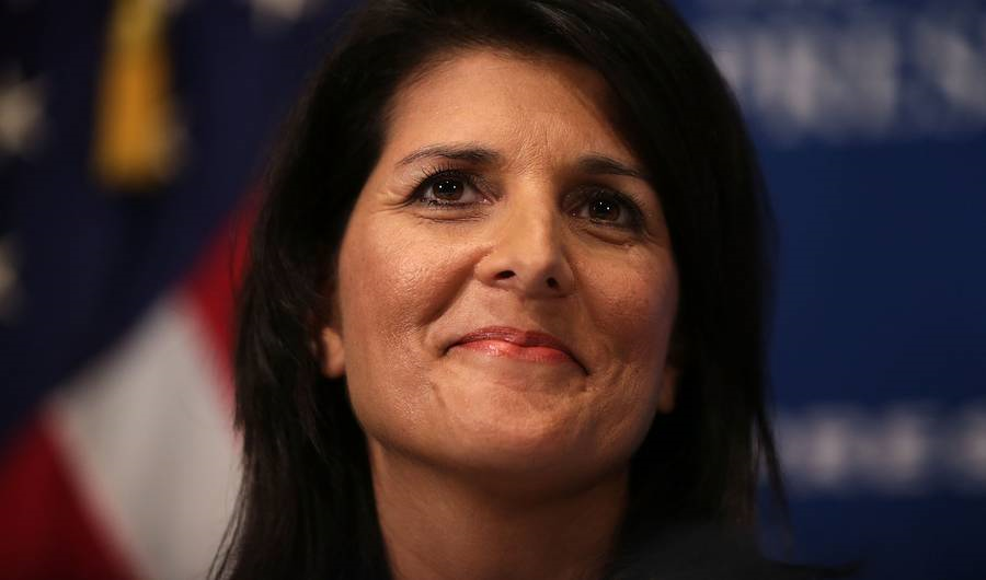 This Is Why Conservatives Are Mad About Nikki Haley's SOTU Response
