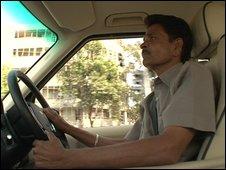 Chauffeur Gopal Pandurang