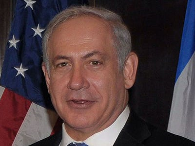 Benjamin Netanyahu is alleged to have an IQ of 180