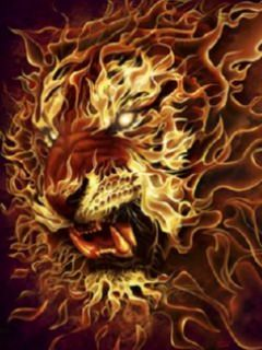 thefrozenchild's avatar - Fire Lion.jpg