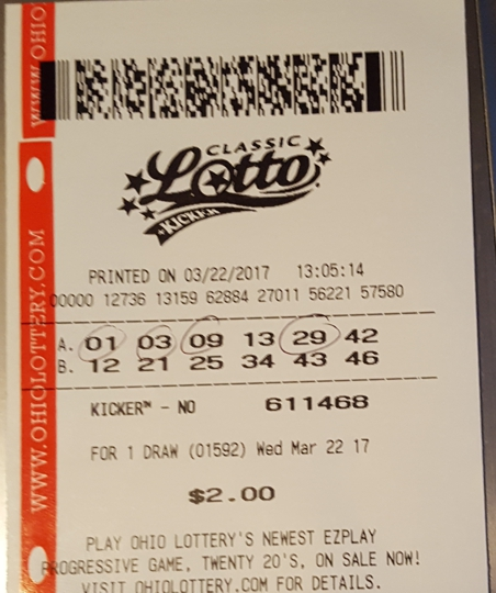 Page 408: Post Your Winning Tickets Here | Lottery Post