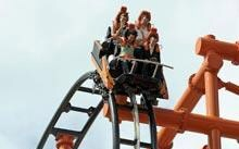 New rollercoaster crowned the world's steepest