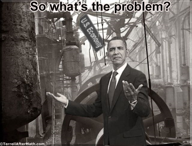 Obama Whats The Problem SC1 A simple solution to the Obama problem