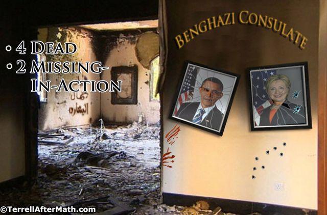 Benghazi MIA Obama Hillary SC Benghazi Murders – the Obama Way